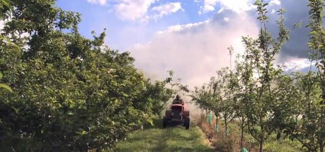 """Pestizide in der Landwirtschaft - leider auch in Werder weitgehend noch """"Normalität"""""""