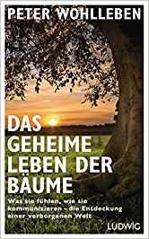 """Buchcover """"Das Geheime Leben der Bäume"""" von Peter Wohlleben"""