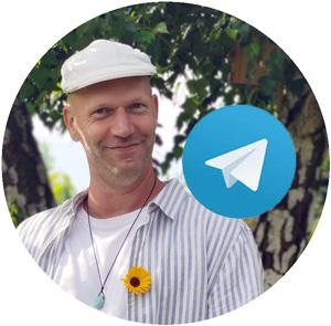 Chris Gerber auf telegram