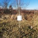 Wühlmaus-Schreck ANTI-FU sturmsicher konfiguriert